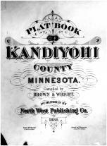 Title Page, Kandiyohi County 1886